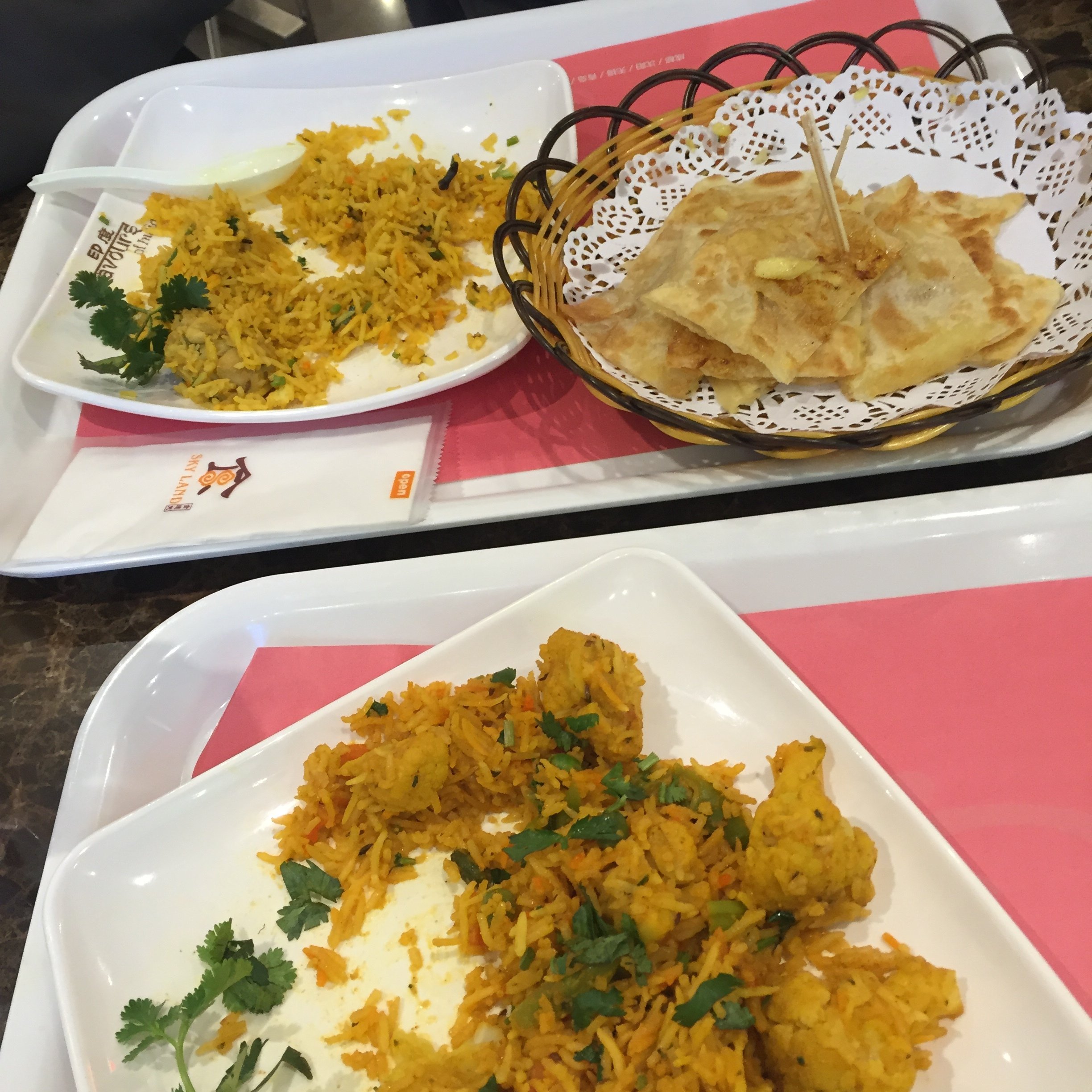 A good Indian place!