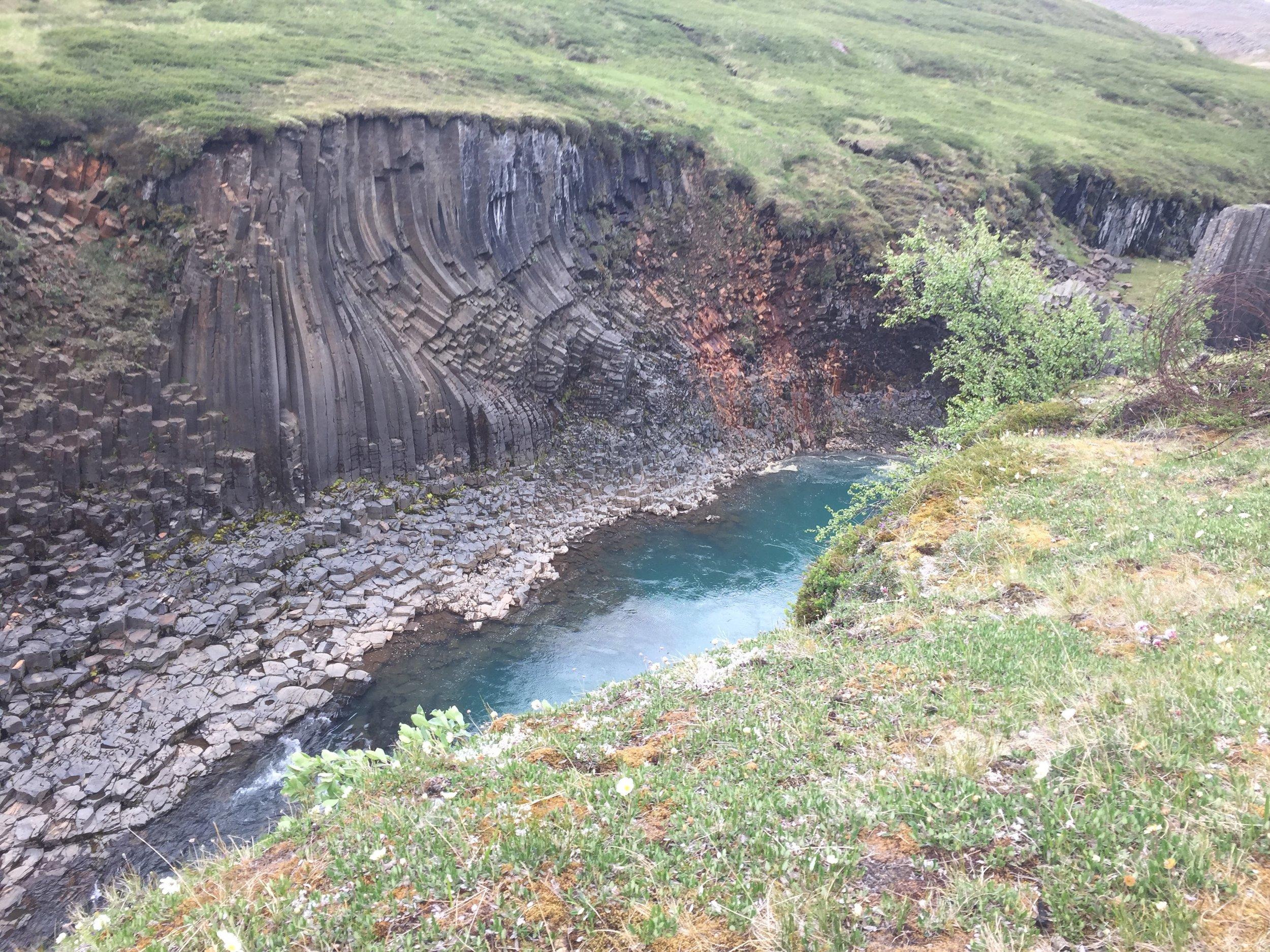Basalt Canyon