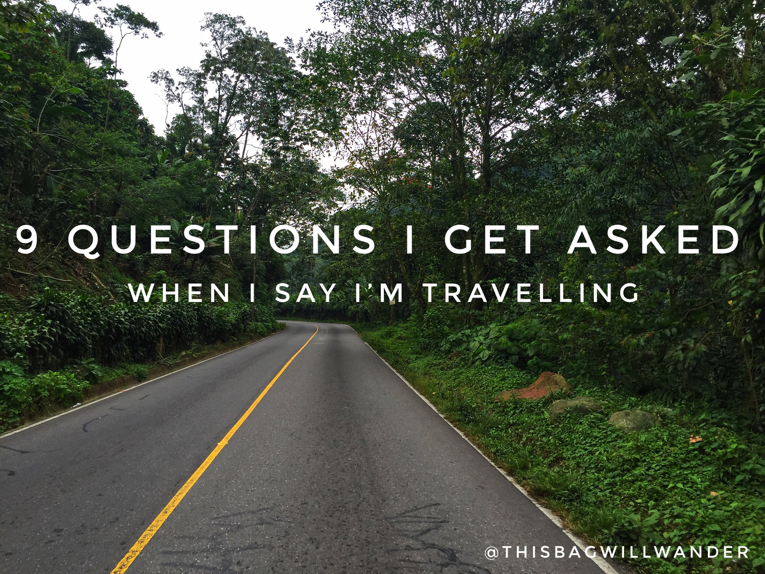 Share, post, and pin away! - I'm probably not the only traveler in your life who gets these questions.