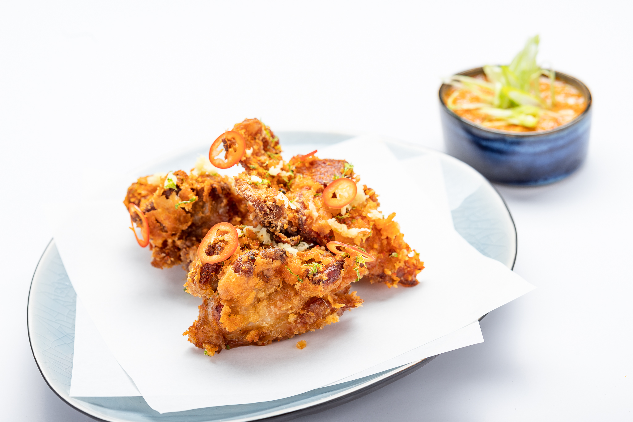 Less fried chicken - LESS Eatery