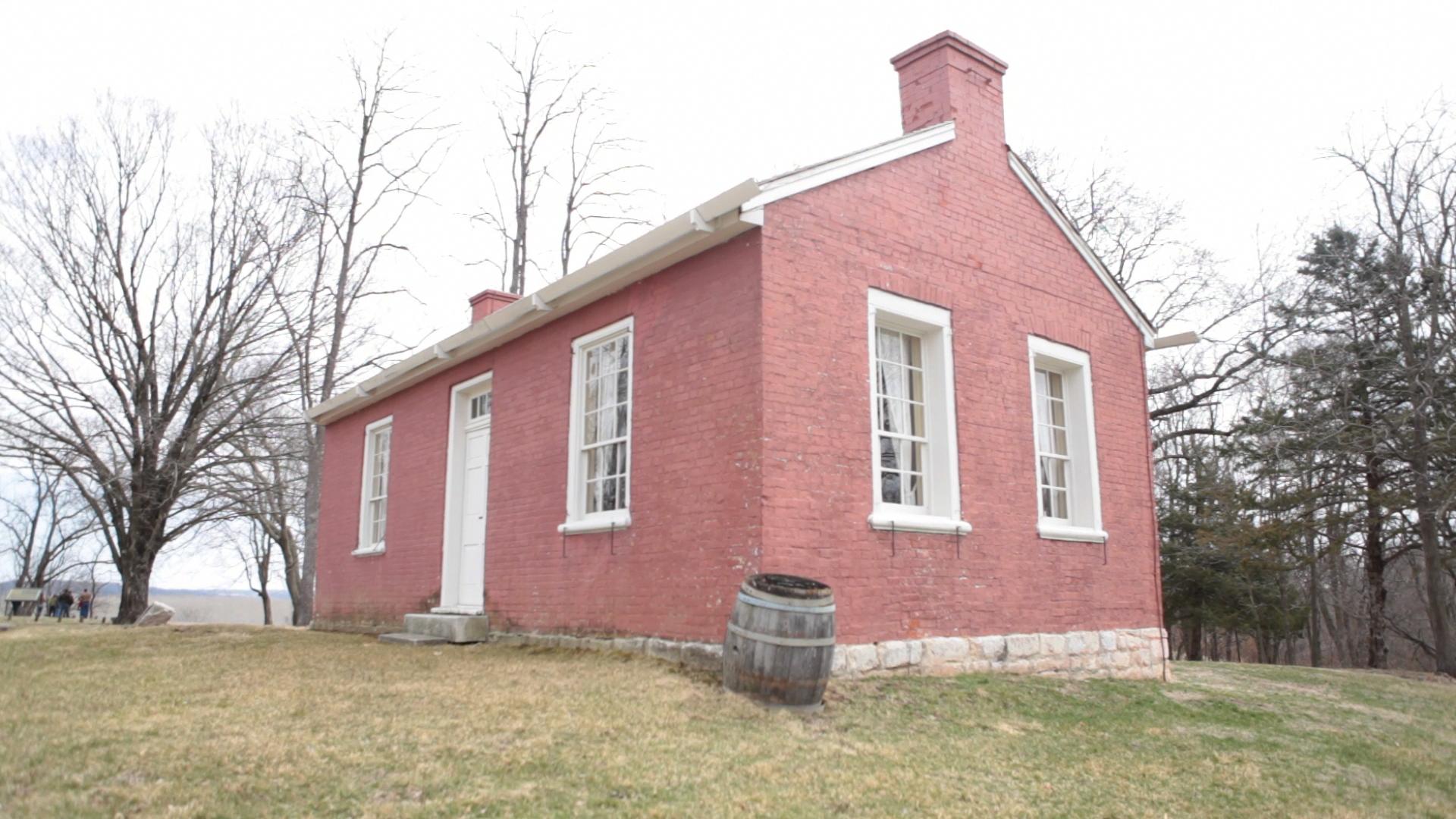 George Caleb Bingham House.