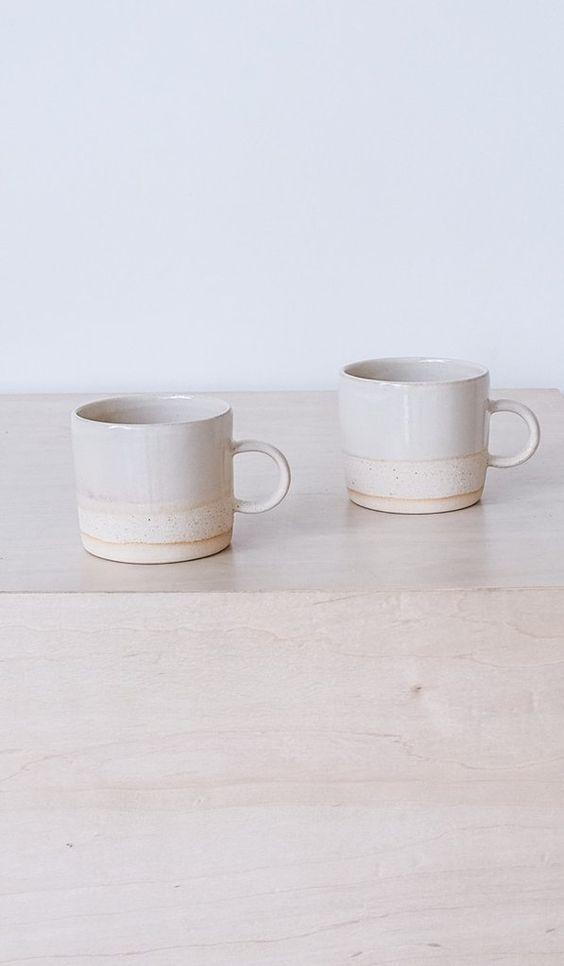 Spartan Shop Textured Short Mug