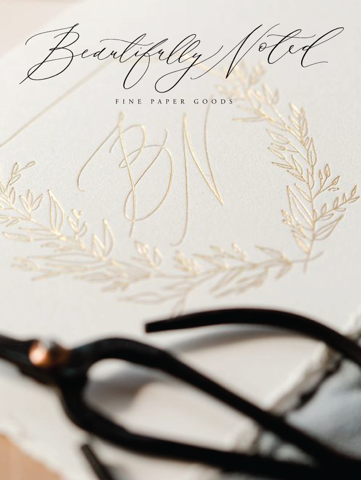 fine art calligraphy branding and logo