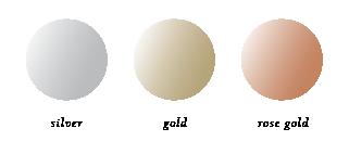 foil printing colors