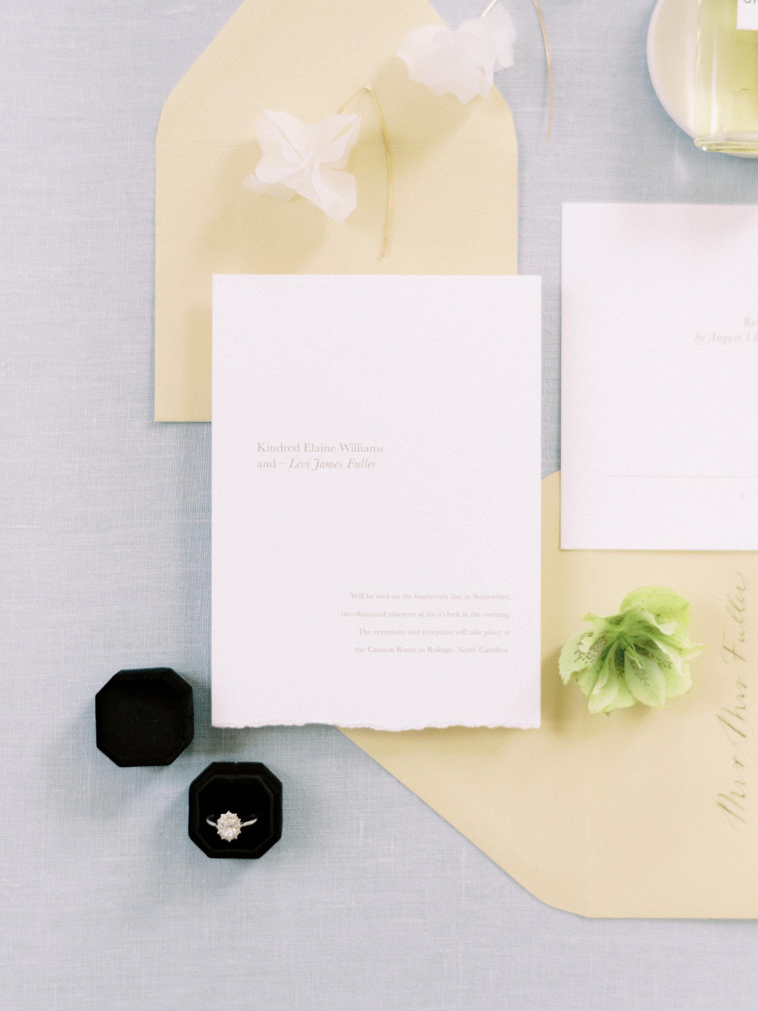 Gatherie Creative The Kindred Invitation Envelope