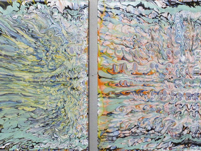 Tyches Triptych-II — Detail