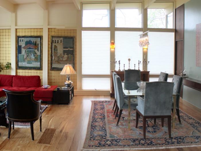 Yamasaki-house — great-room