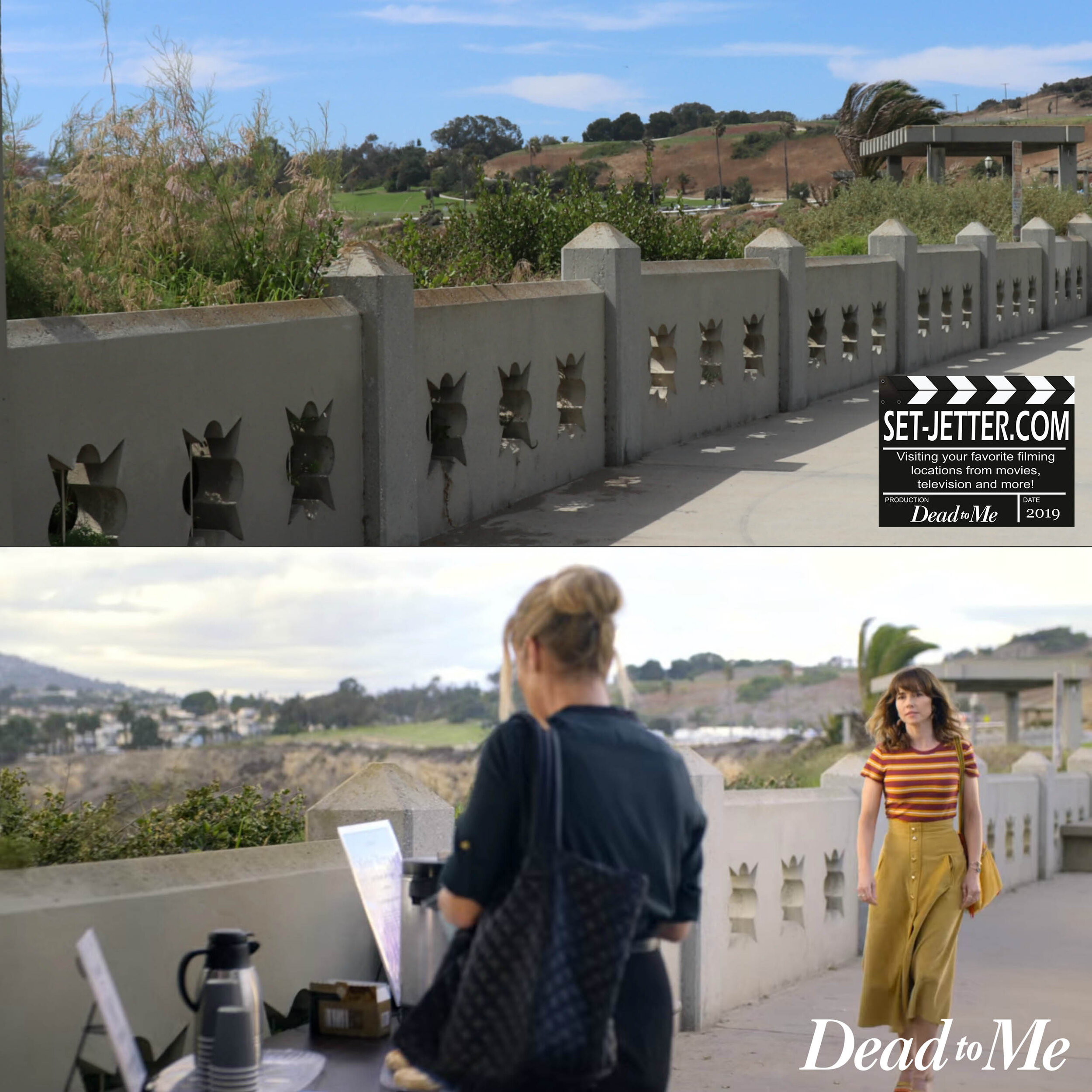 Dead To Me Filming Locations Set Jetter