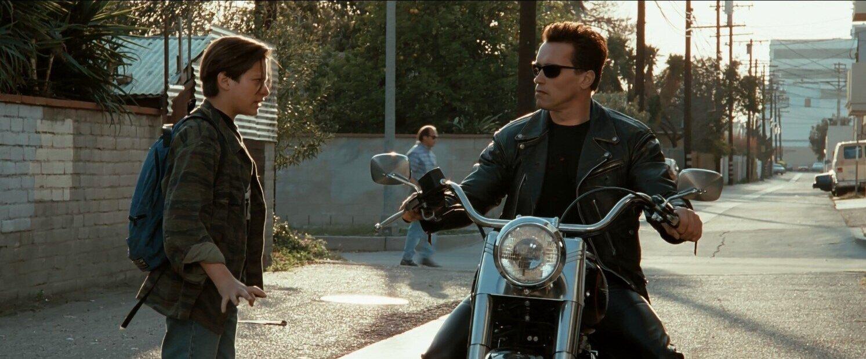 Terminator 2 Judgment Day 1991 Set Jetter