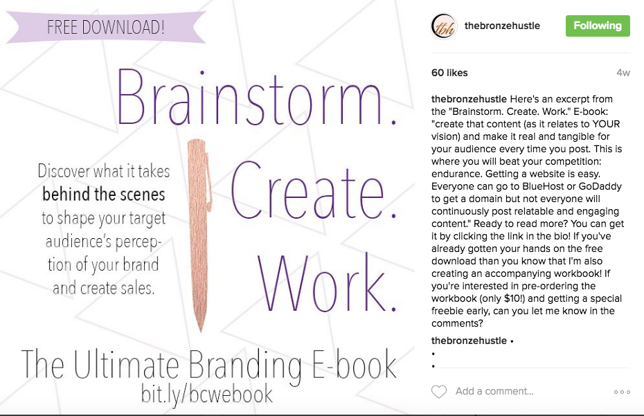 keep your brand consistent on social media