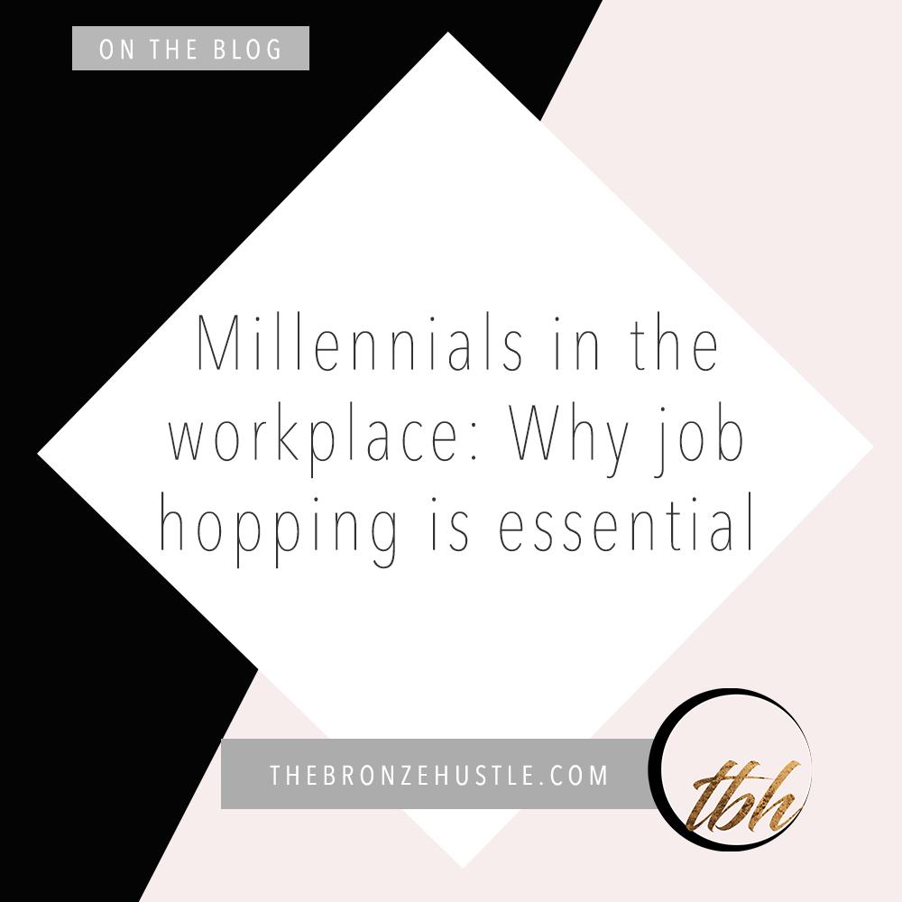 millenial job hopping