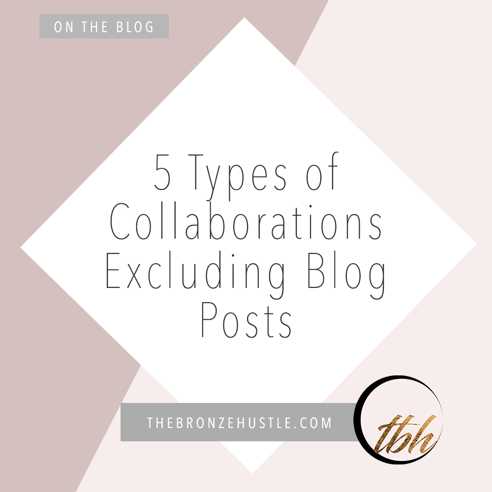 5 different types of collaborations