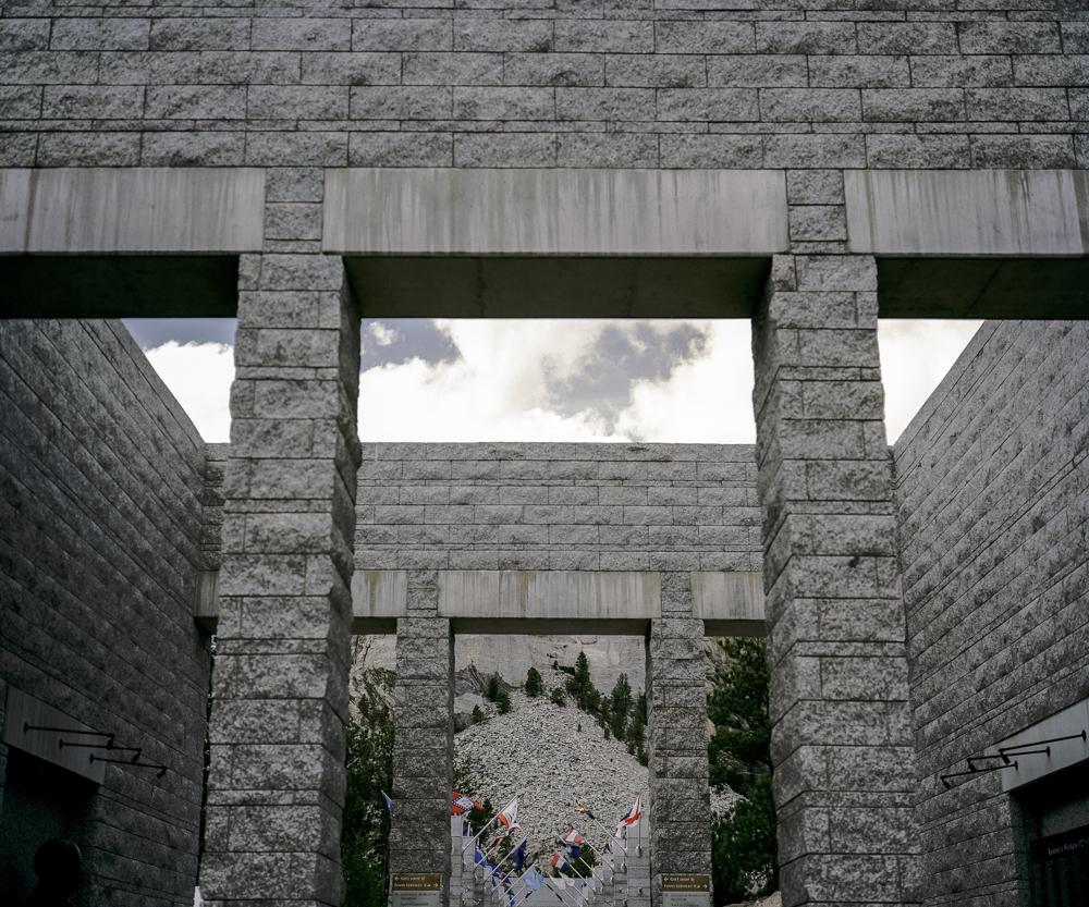 Mount Rushmore, SD, 2009