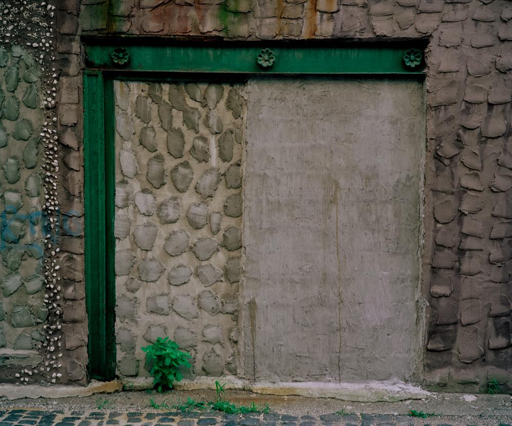 Concrete Wall, 2003