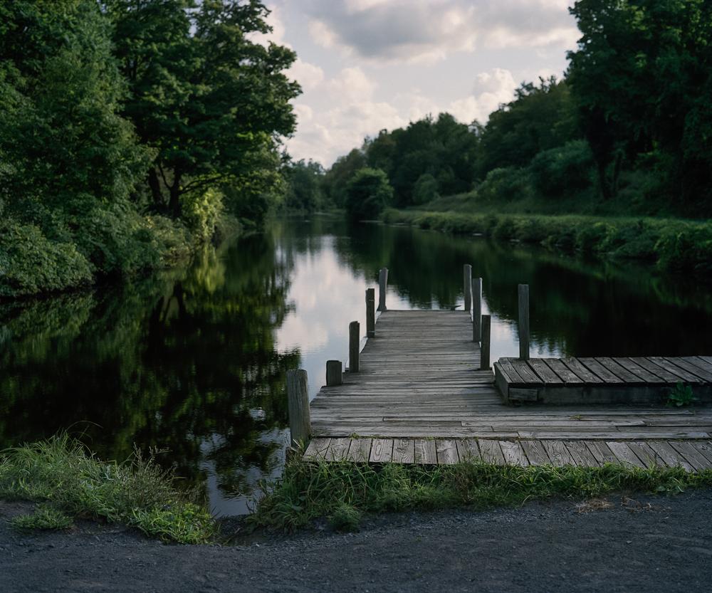 Erie Canal, Syracuse, NY, 2008