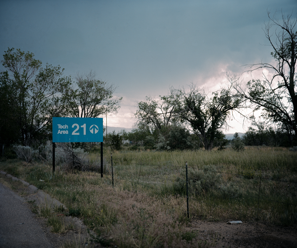 Tech Area 21, Los Alamos, NM, 2010