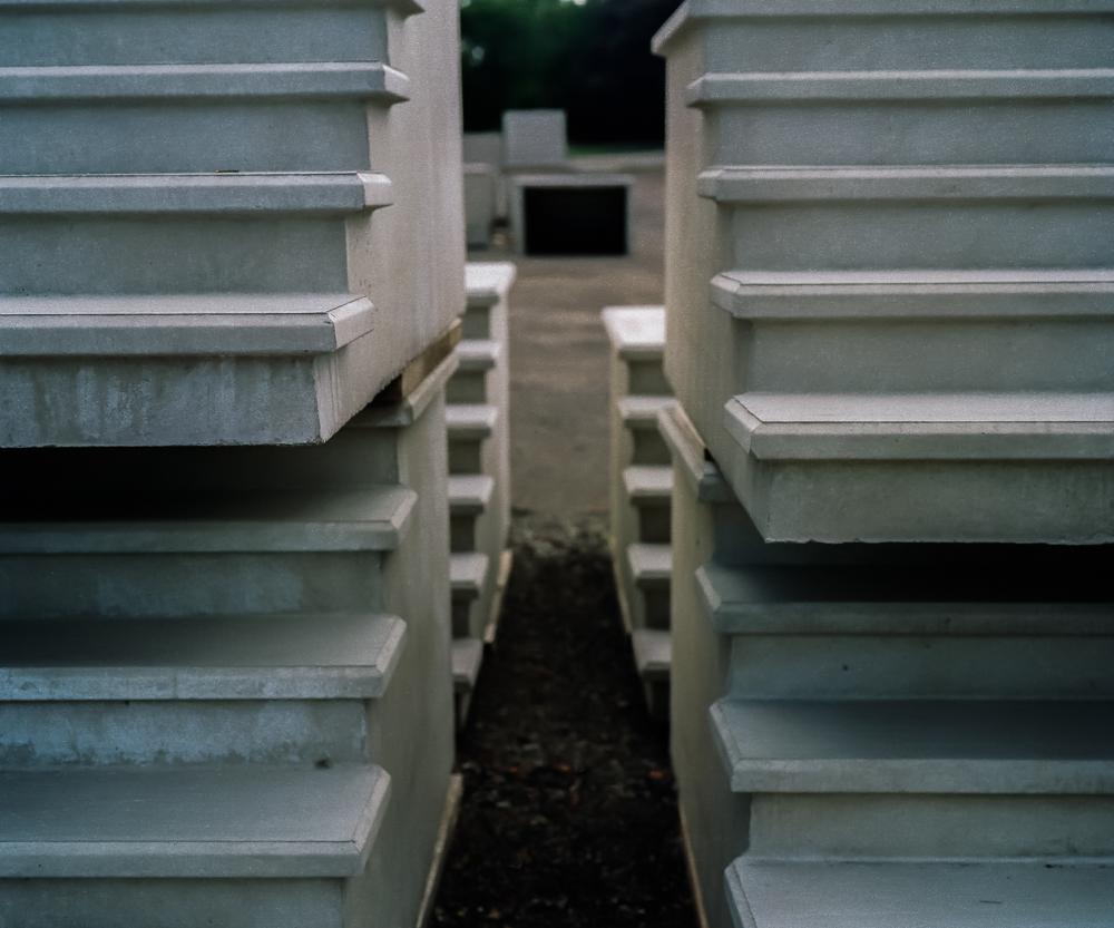 Prefabricated Stairs, 2004