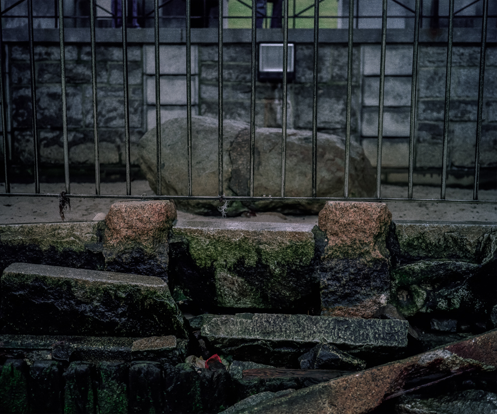 Plymouth Rock, Plymouth, MA 2007