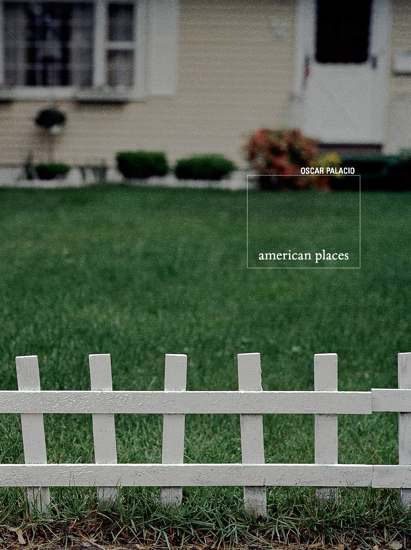 American Places Book Cover