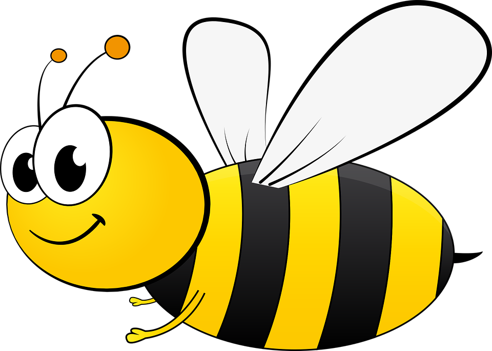 You found a bee! Whoopee! There is one more bee for you to see! Hint: The other bee completed challenges in the Makery and became a Mini _______.
