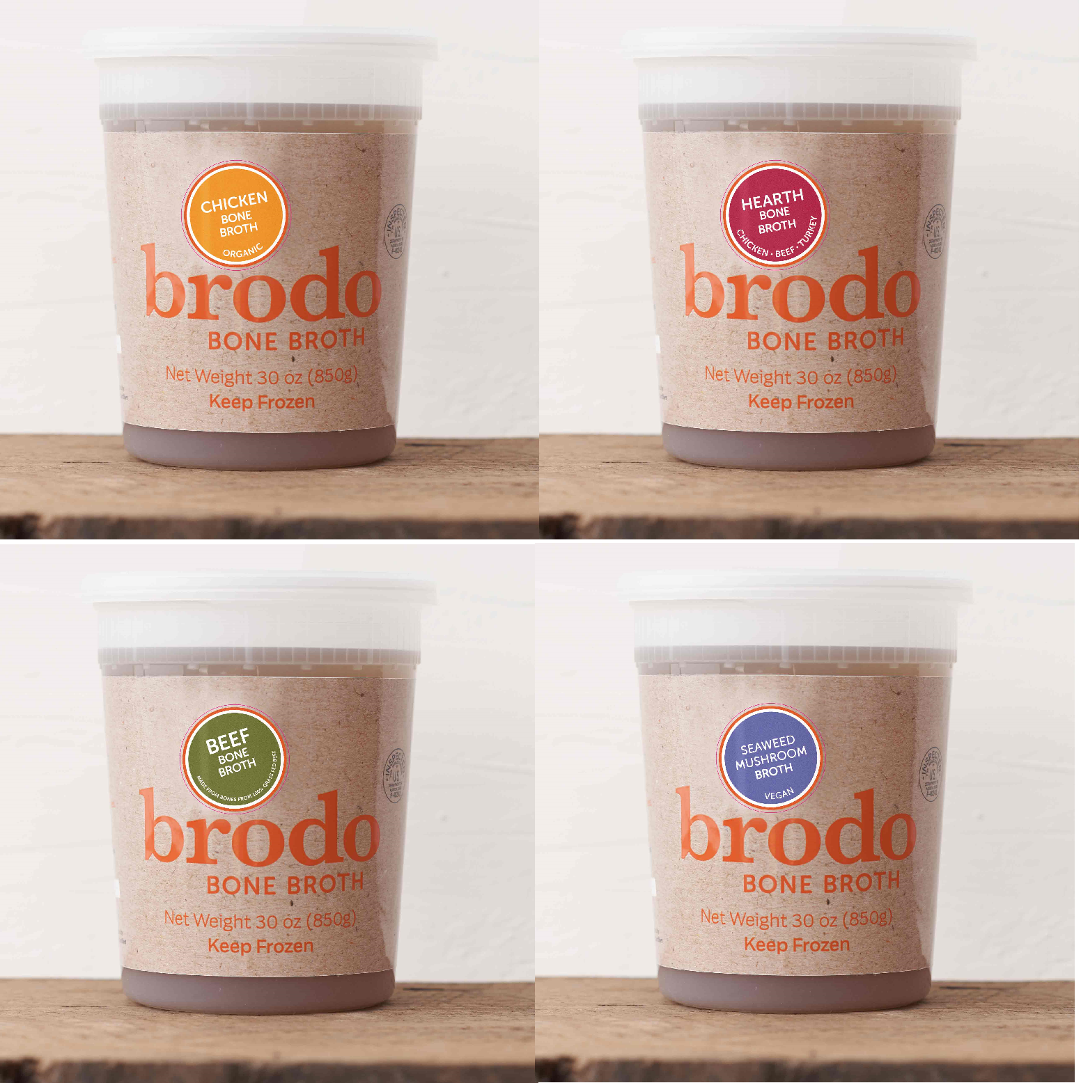 Brodo Bone Broth   Brodo combines the highest-quality ingredients with century-tested craftsmanship to create a bone broth so delicious we drink it by the cupful.