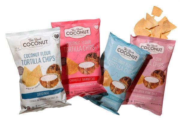 The Real Coconut   The Real Coconut is committed to produce super clean Gluten, Grain, Dairy and Refined Sugar Free snacks at an affordable price to you. Our products are Vegan & Paleo & Organic