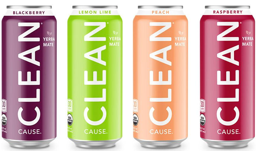 CLEAN FROM MOLECULE TO MISSION, our beverages are formulated with the highest quality USDA Certified Organic ingredients.   Only 30 calories per serving. Healthy and energizing refreshment never tasted so good.    160 MG OF NATURAL CAFFEINE. When it comes to an energizing ingredient without the jitters, nothing comes close to yerba mate .