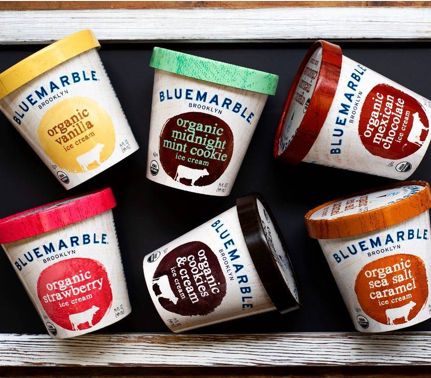 It begins with super-premium, certified organic dairy and the best ingredients to create a ridiculously delicious scoop.