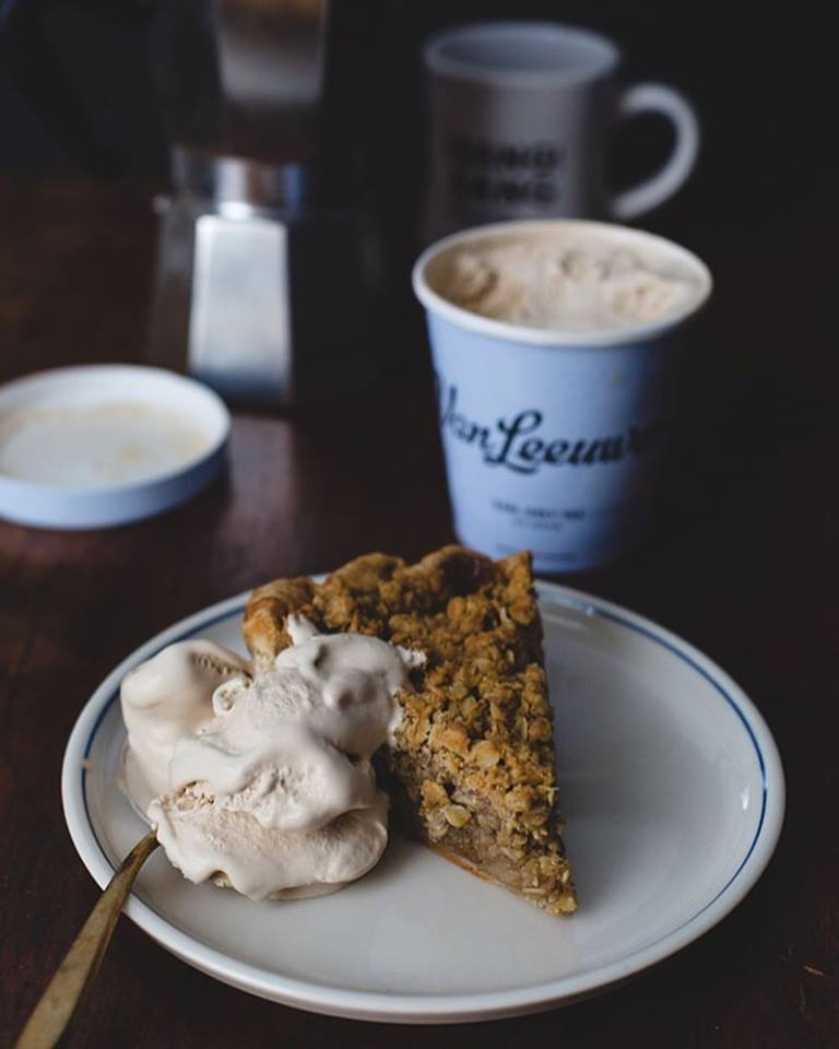 Van Leeuwen   Van Leeuwen Classic and Vegan ice creams are made with just a handful of fresh ingredients. Each flavor is a celebration of some of the world's best artisan producers and farmers both local and from around the world.