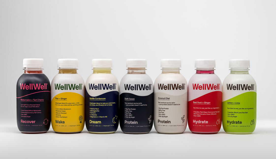 WellWell   This vital, cold-pressured, organic watermelon juice delivers intentional nutrition and deliciousness. It kicks your body's natural recovery process into overdrive so you can keep crushing your goals at the gym, in the boardroom, and on the go.