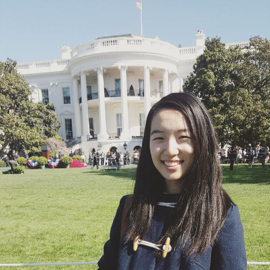 Me and the White House!