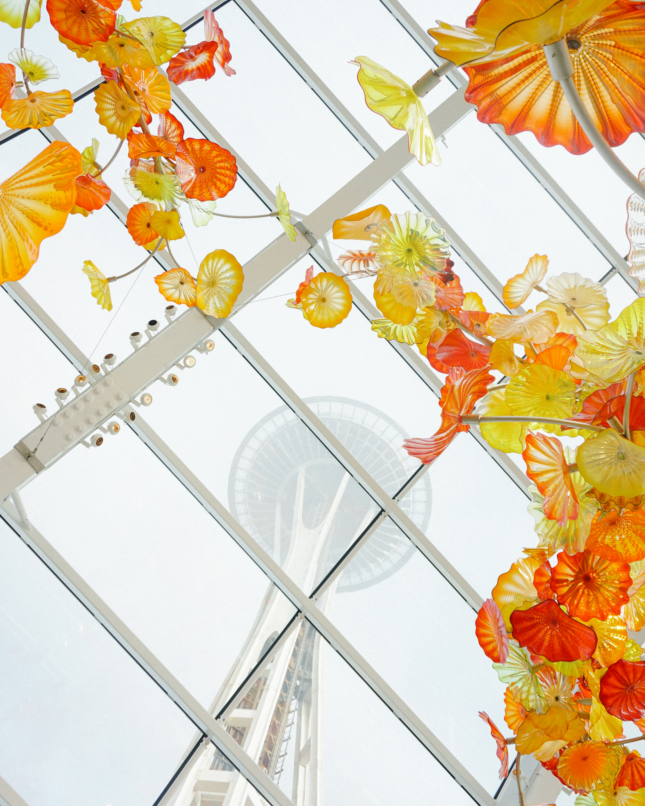 Space Needle from Chihuly.