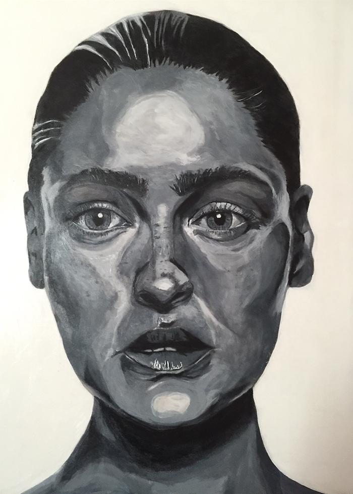 Eric Mcghie | Blank | Acrylic