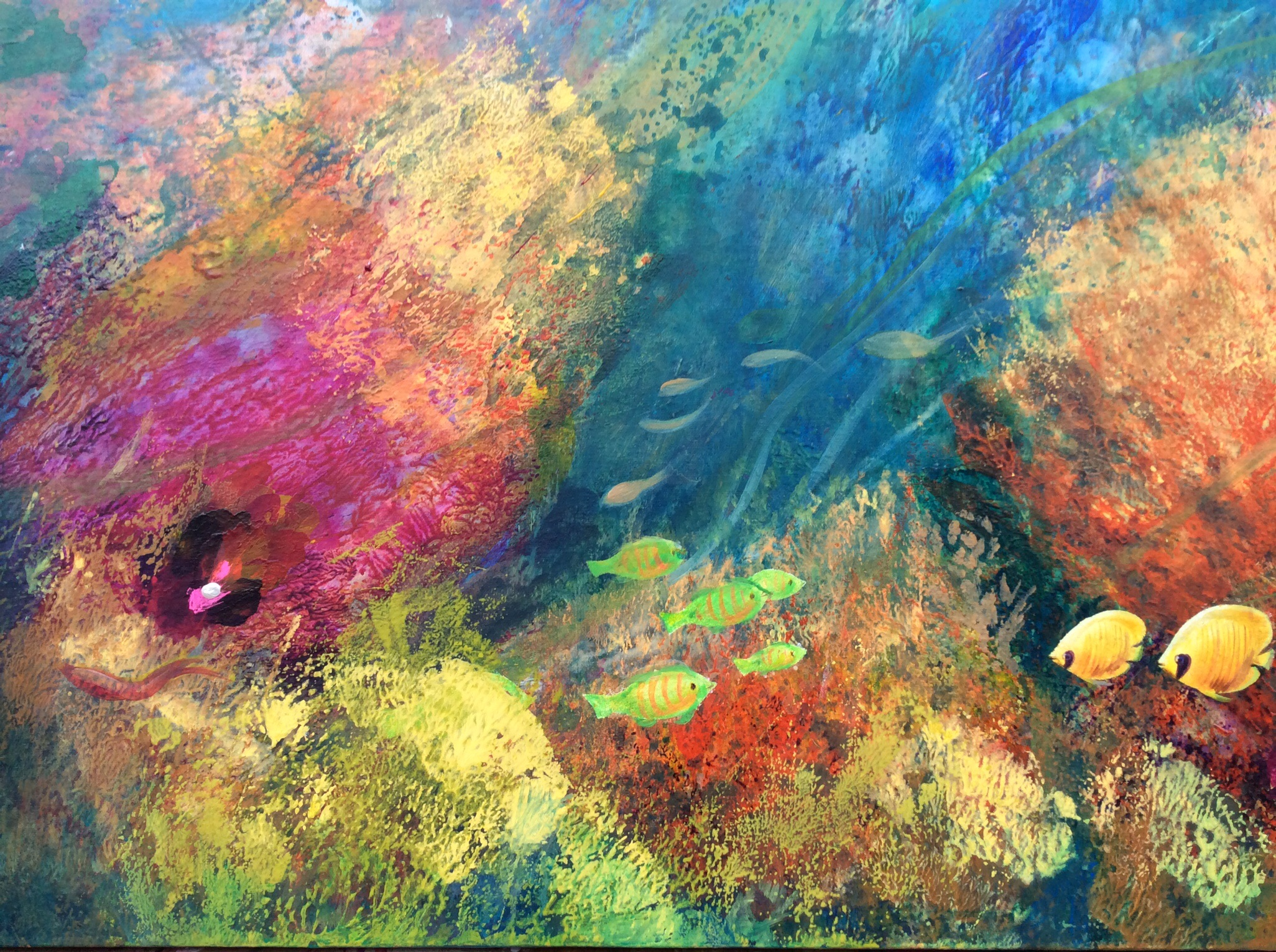 """HONORABLE MENTION  - Underwater Impressions (2016) 