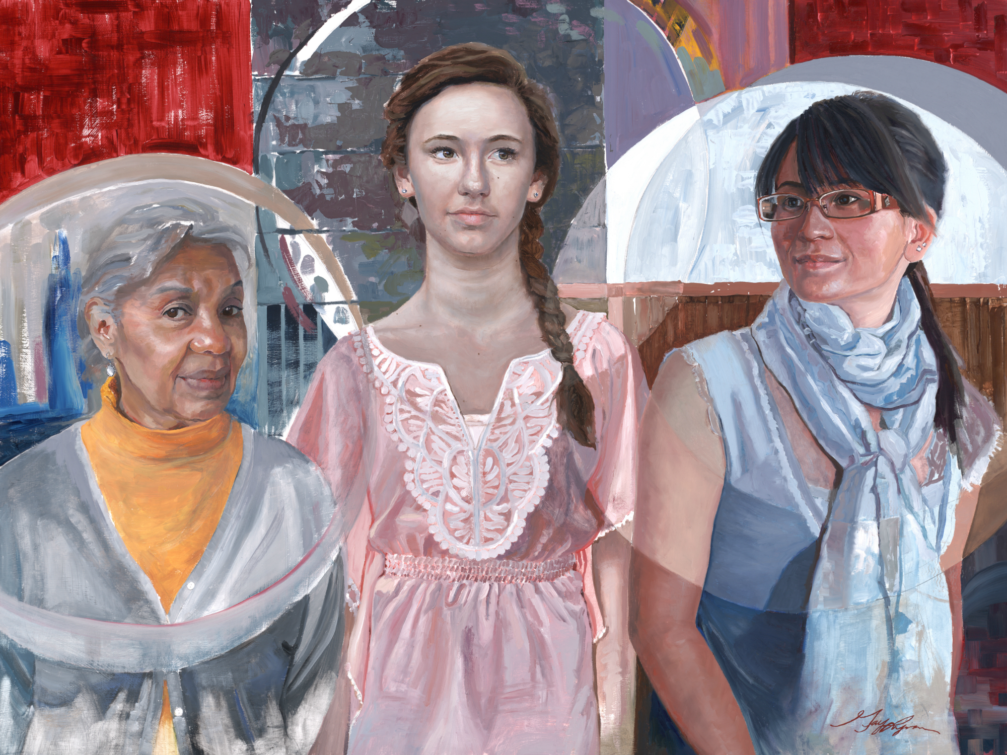 """FIRST PLACE  - Stages (2012) 