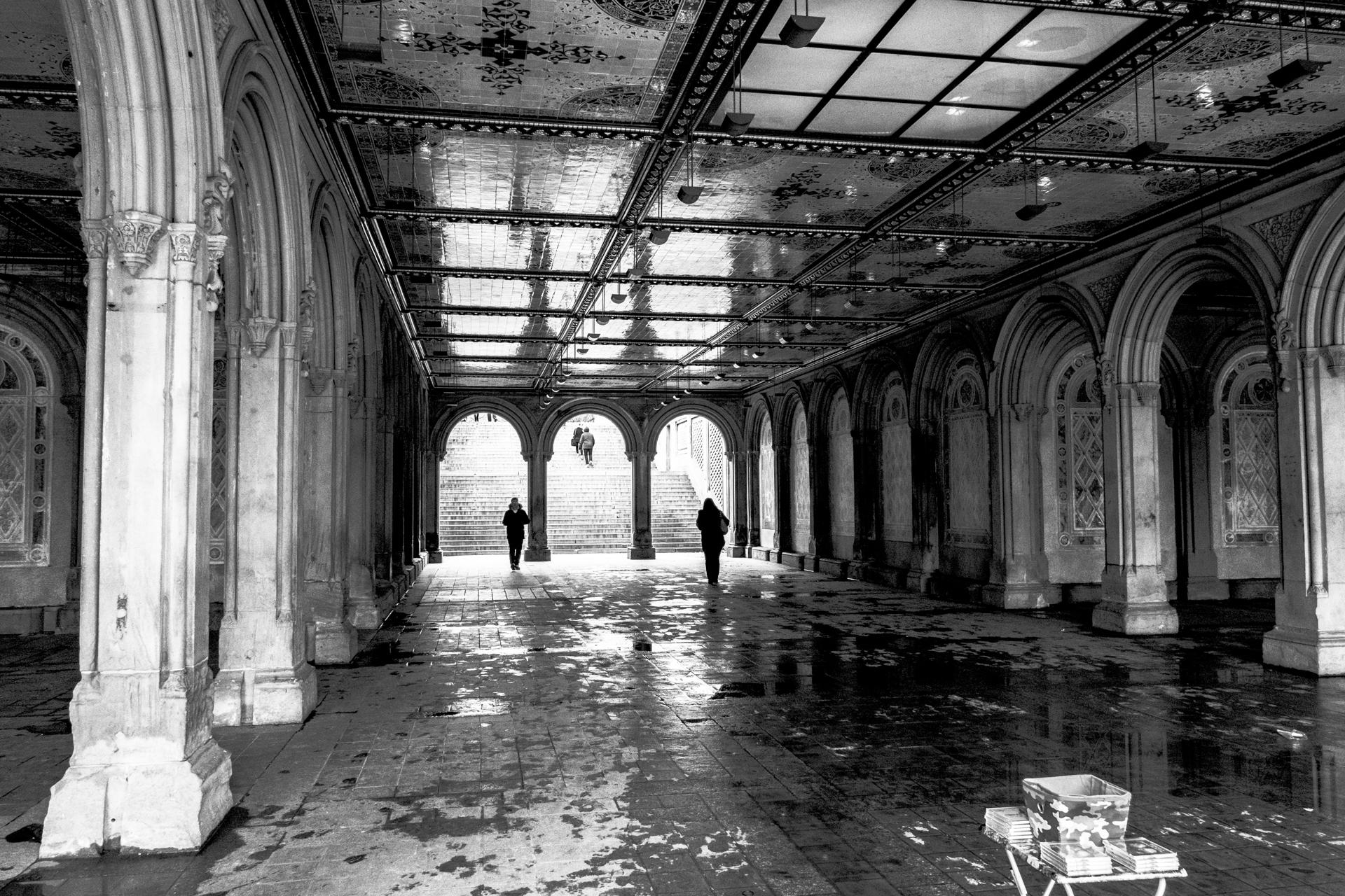 "HONORABLE MENTION  - David Leder | ""Bethesda"" | Photography"