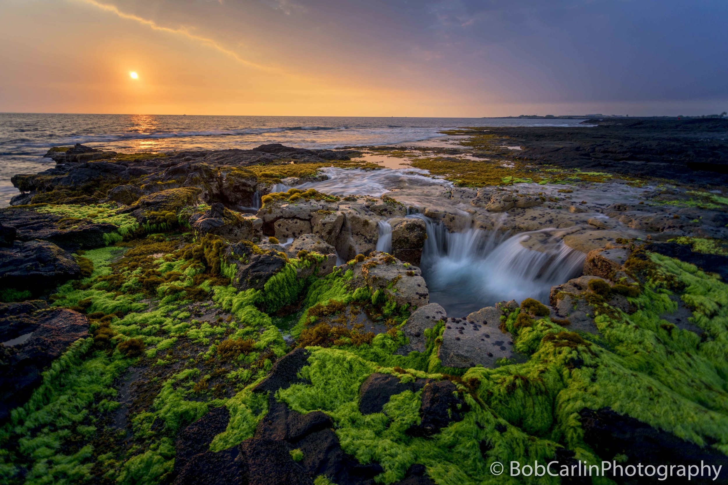 "SECOND PLACE  - Bob Carlin | ""Pele's Well"" 