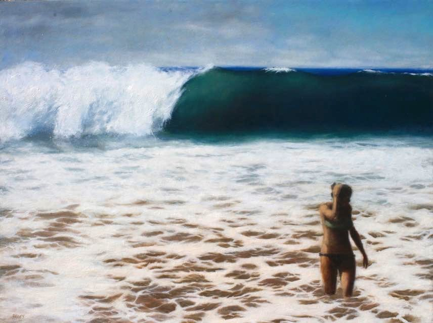 "HONORABLE MENTION  - Brian Harvey | ""Surf's Up"" 