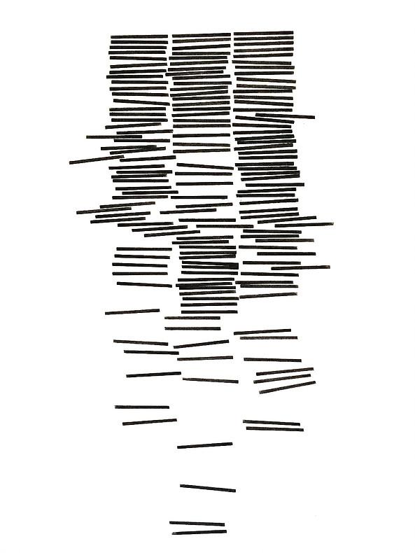 Kate Weese -Pastel on paper