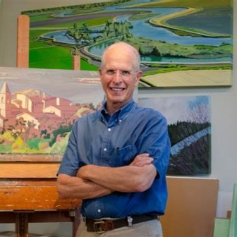 Jim Caldwell, Artist & Critic