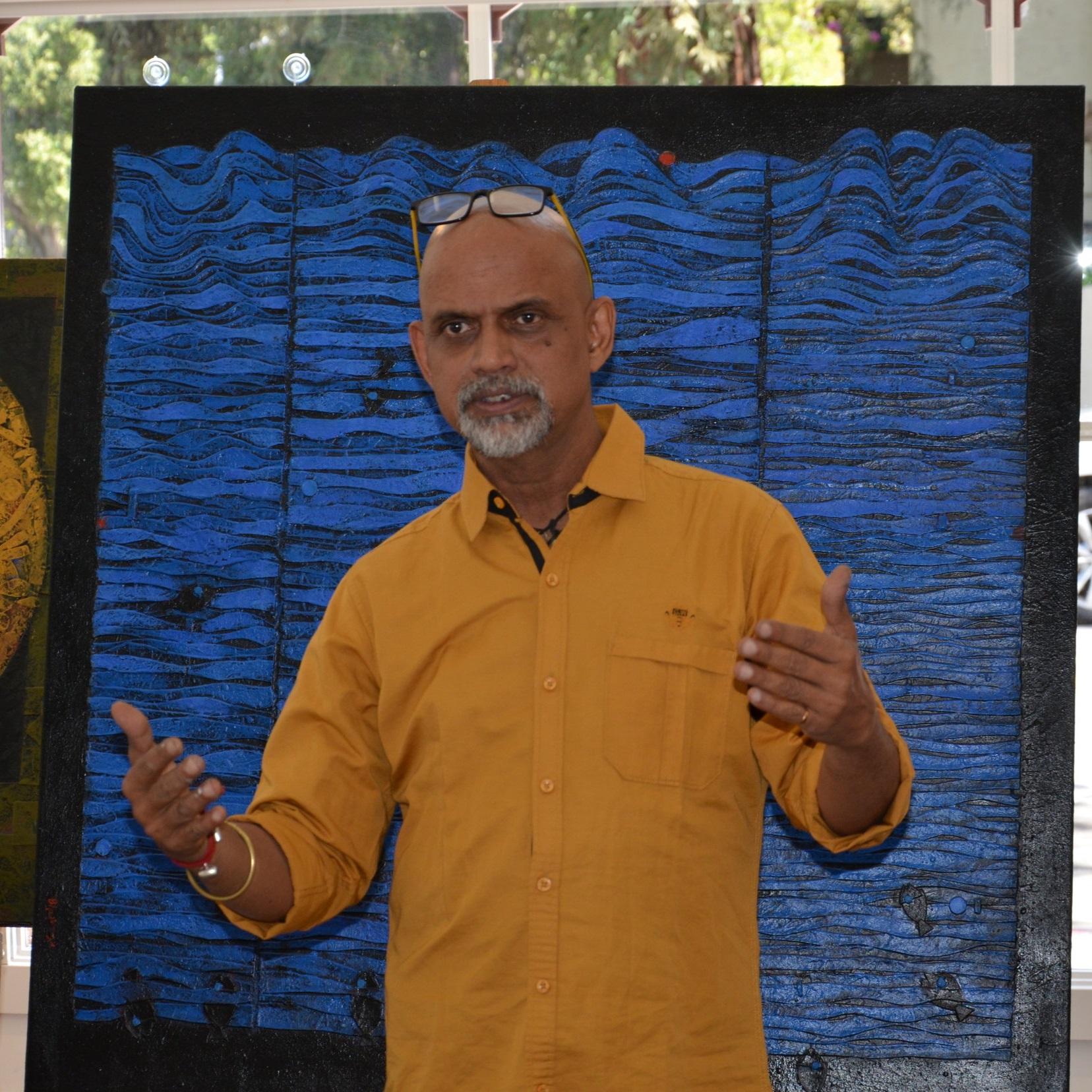 Basuki Das Gupta, Artist