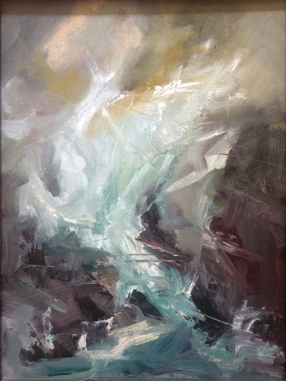 Copy of 2nd: Fiorenza Gorini, Breaking Waves