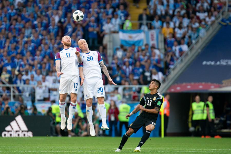 Ísland - Argentína