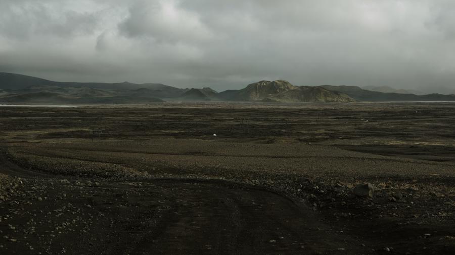 Íslensk eyðimörk