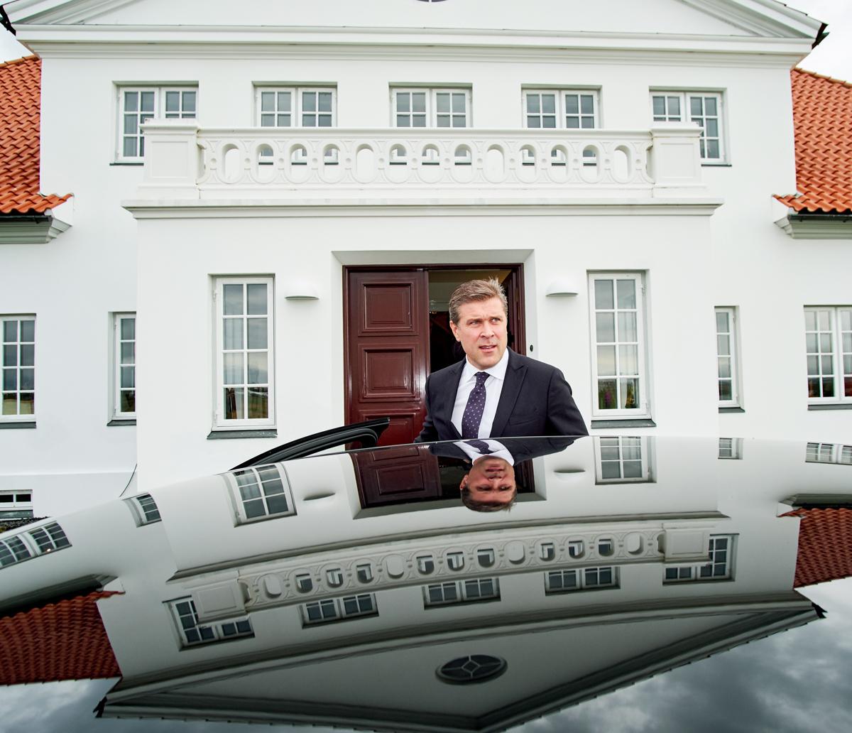 Bjarni Benediktsson forsætisráðherra