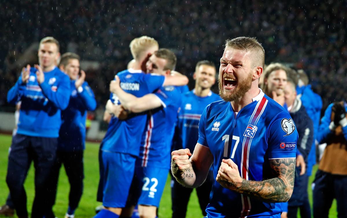 Ísland - Kósóvó - Knattspyrna karla