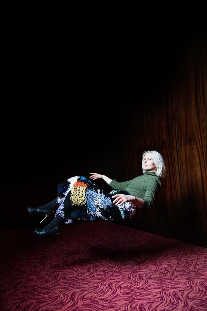 Elín Hansdóttir, listakona