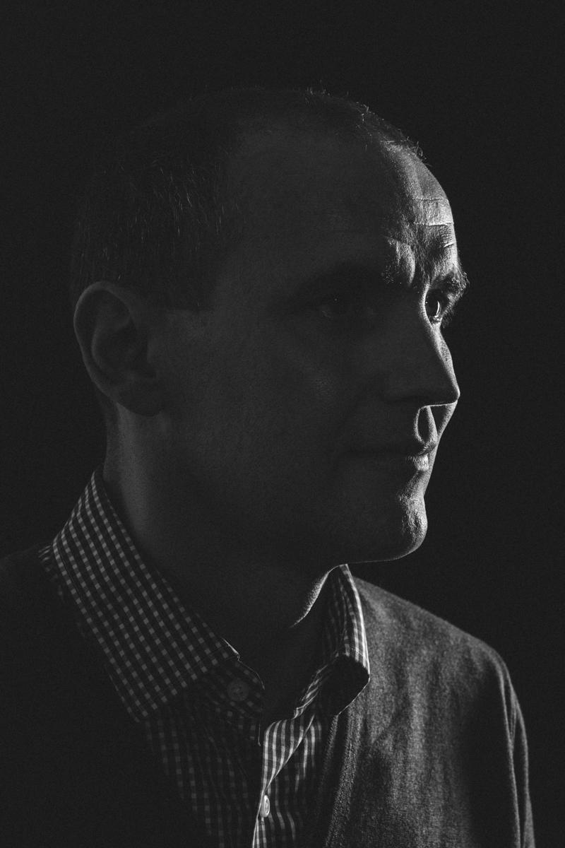 Portrettmynd ársins 2016 - Guðni TH forsetaframbjóðandi