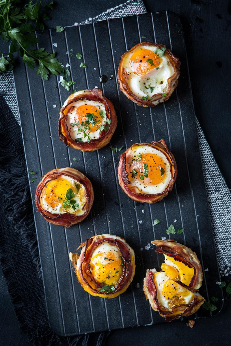 Egg og Beikon