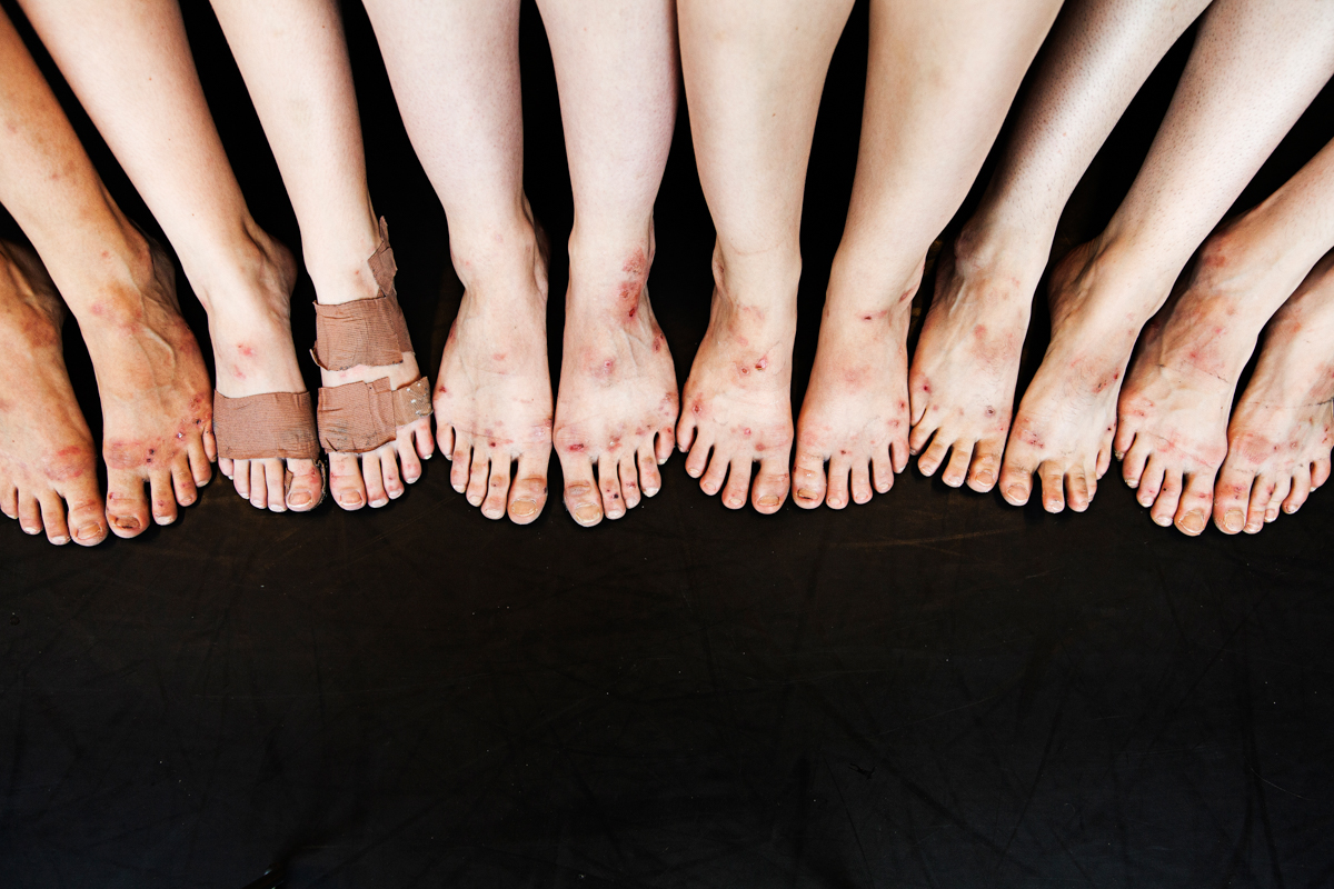 Tímaritamynd ársins 2016 - Ballettær